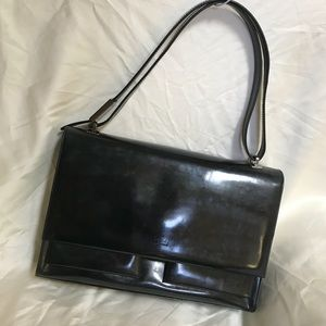 *SOLD* Gucci Vintage Envelope Patent Leather 2-Way